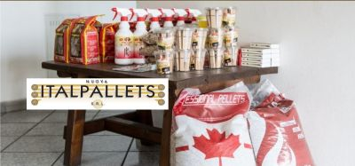 nuova italpallets offerta vendita pellet per stufe bologna