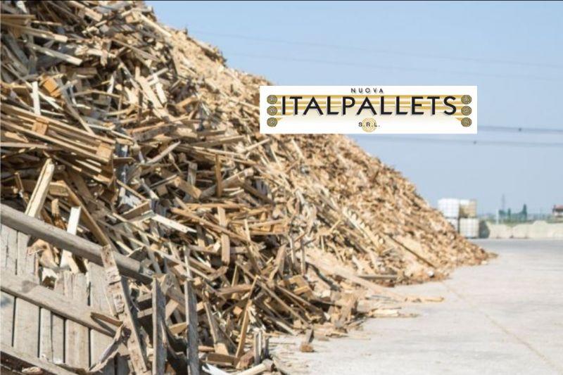 Offerta smaltimento rifiuti legnosi Bologna - occasione smaltimento pallet Bologna