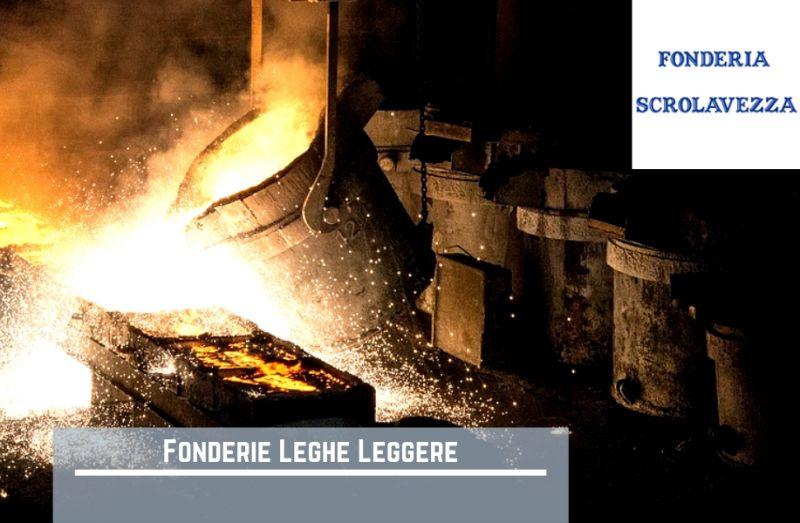 Fonderie Leghe Parma Fusione leghe Leggere Parma