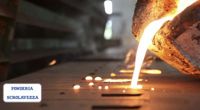 fonderia scrolavezza offerta fusioni alluminio bronzo bral la spezia promozione fusioni in alluminio per produzione in serie la spezia