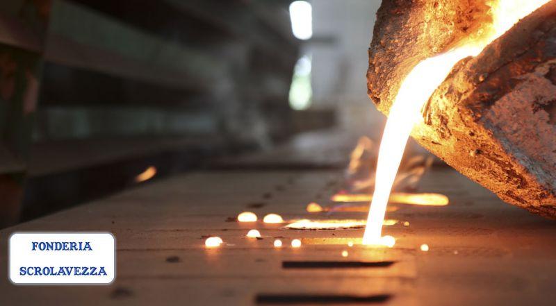 Fonderia Scrolavezza offerta fusioni alluminio bronzo bral La Spezia – Promozione fusioni in alluminio per produzione in serie La Spezia