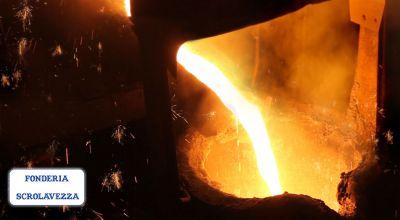 offerta fonderia bronzo componenti meccanici la spezia promozione fusione manufatti in alluminio e bronzo la spezia
