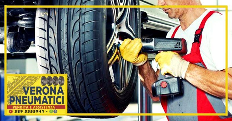 offerta servizio convergenza pneumatici Verona - occasione equilibratura e convergenza auto