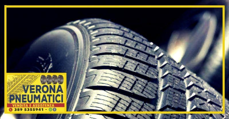 offerta vendita e montaggio pneumatici Verona - occasione deposito gomme per cambio stagionale