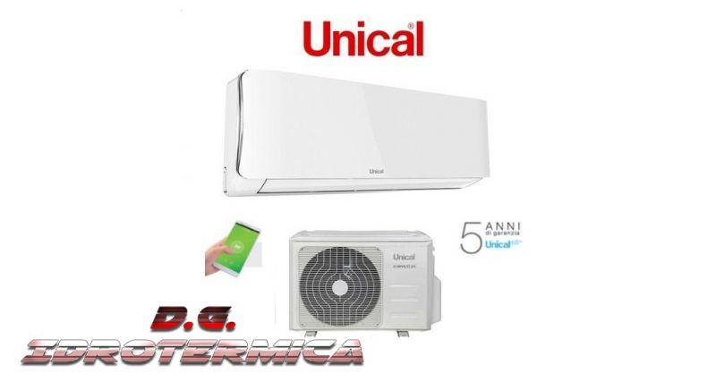 offerta  Climatizzatore condizionatore Air  Cristal UNICAL 12000 napoli