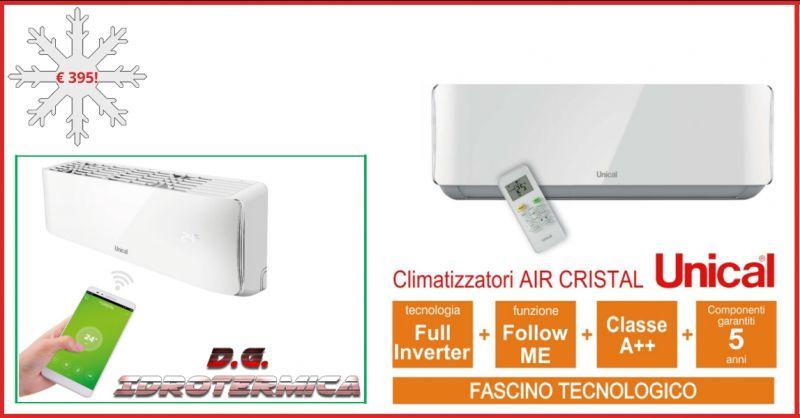 offerta condizionatore elegante napoli - occasione climatizzatore 12000 btu con wifi napoli
