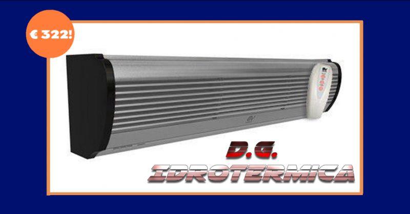 offerta barriera d aria vortice ad 2000 napoli - occasione barriera d aria 200 cm napoli