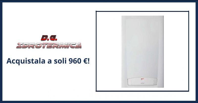 DG IDROTERMICA - offerta vendita di caldaie a condensazione unical da 24 kw napoli