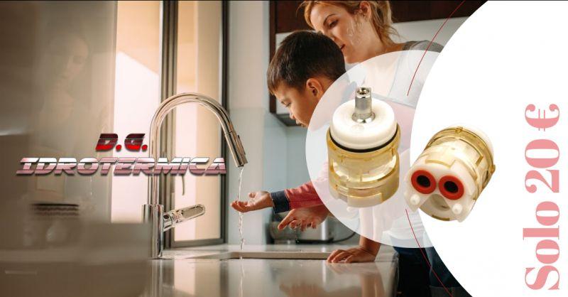 DG IDROTERMICA - offerta cartuccia per rubinetto zucchetti r98103 napoli