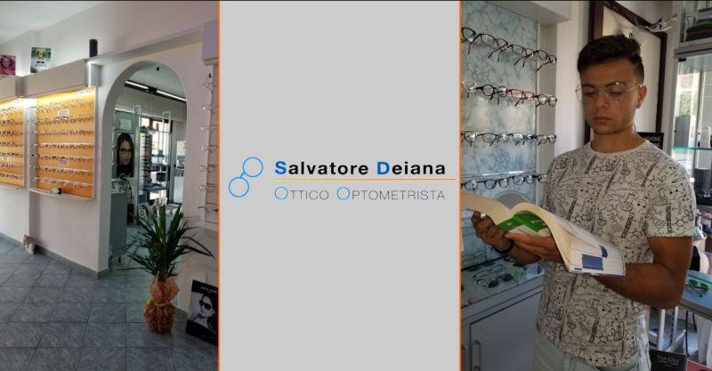 OTTICA DEIANA - offerta Soluzioni optometriche personalizzate risoluzione problemi visivi
