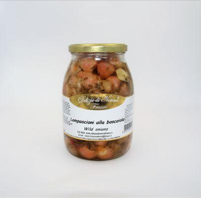 offerta sottolio wild onions offerta lampascioni cipolle selvatiche