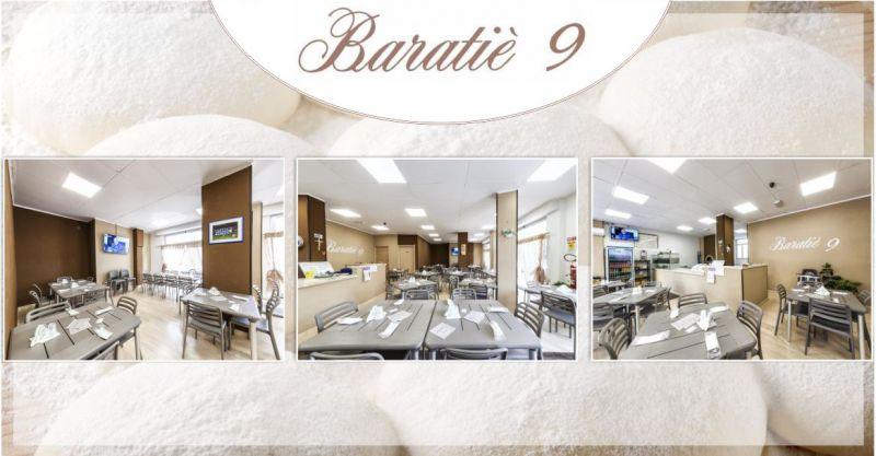 Baratie 9 Nuoro  - offerta pizza golosa digeribile condita con ingredienti freschi di stagione