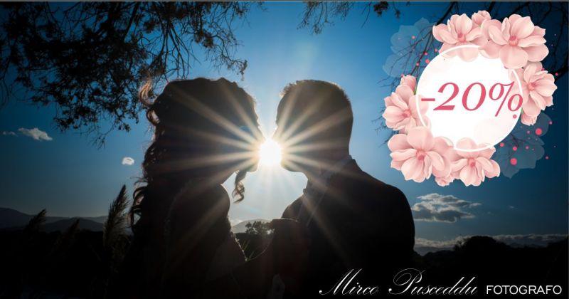MIRCO PUSCEDDU - offerta servizio fotografico matrimonio