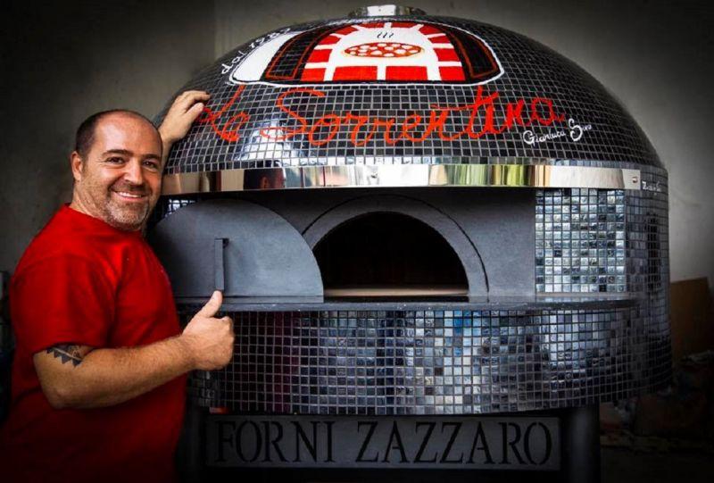 ZAZZARO FORNI - Offerta progettazione realizzazione forni pizza ed attrezzature ristorazione