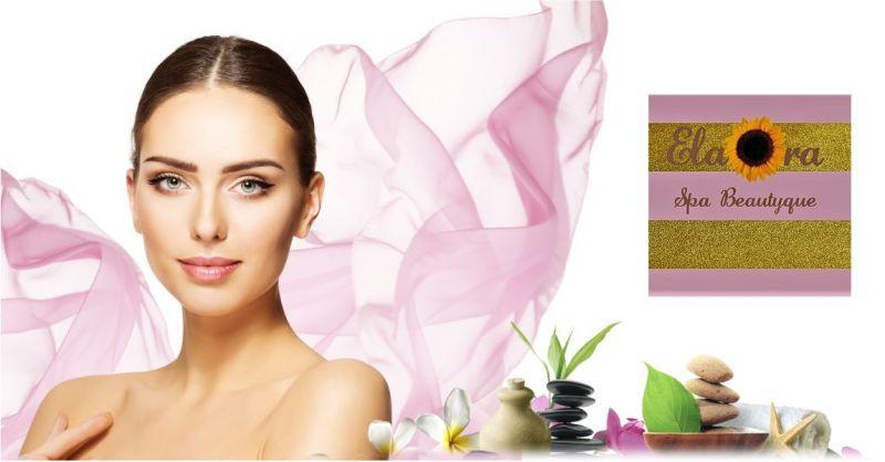 ELAORA SPA BEAUTYQUE centro benessere  Sardara - offerta trattamenti cura  viso corpo professio