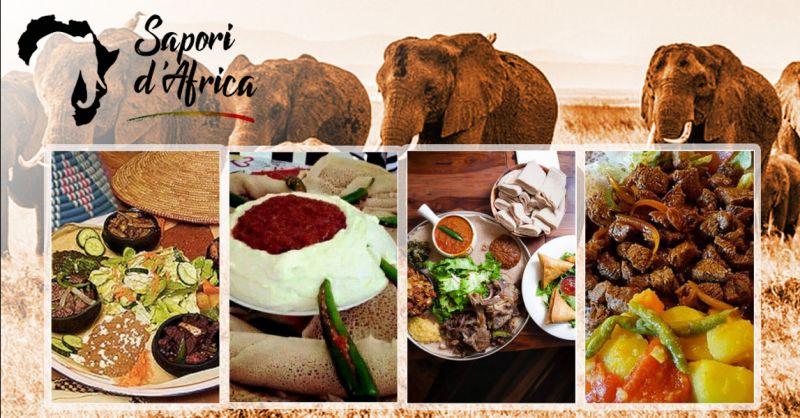 Offerta Ristorante tipico Africano Roma - Occasione Ristorante Cucina Eritrea Etiope Roma