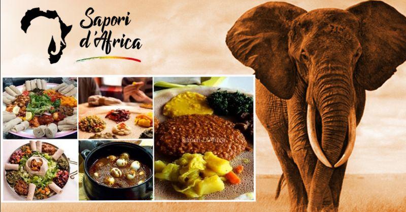 Offerta Ristorante cucina Etiope Roma - Occasione Ristorante Etnico Africano Roma