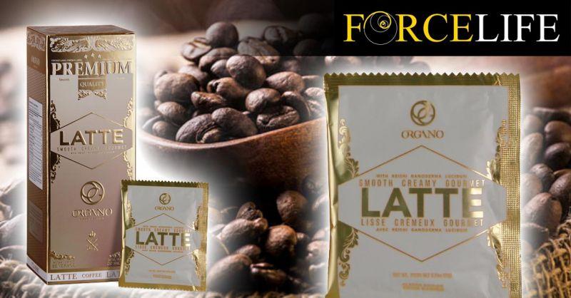 Offerta Vendita Gourmet Caffè Latte on linea - Occasione Caffè Latte con Ganoderma