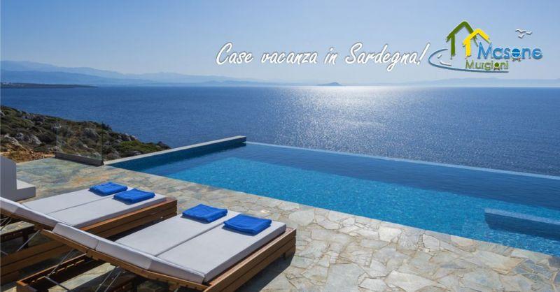 AXANA IMMOBILIARE - offerta splendida casa vacanze sud Sardegna con piscina vicino al mare