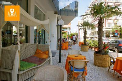 hotel aragosta offerta hotel 3 stelle con area relax esterna rimini
