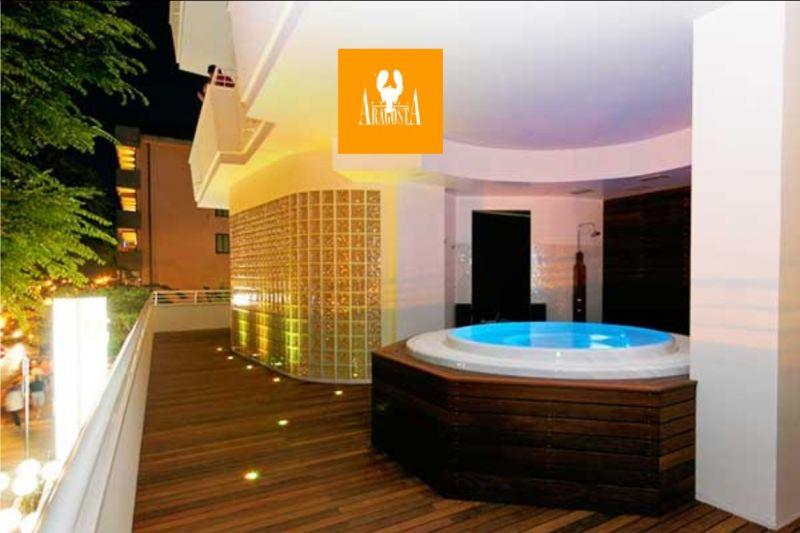 offerta  hotel  3 stelle con spa Rimini - occasione hotel  3 stelle all inclusive Rimini