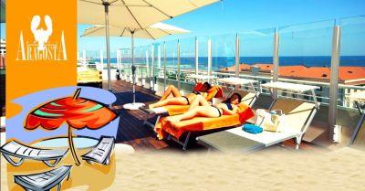 offerta hotel con terrazza solarium a cattolica rimini