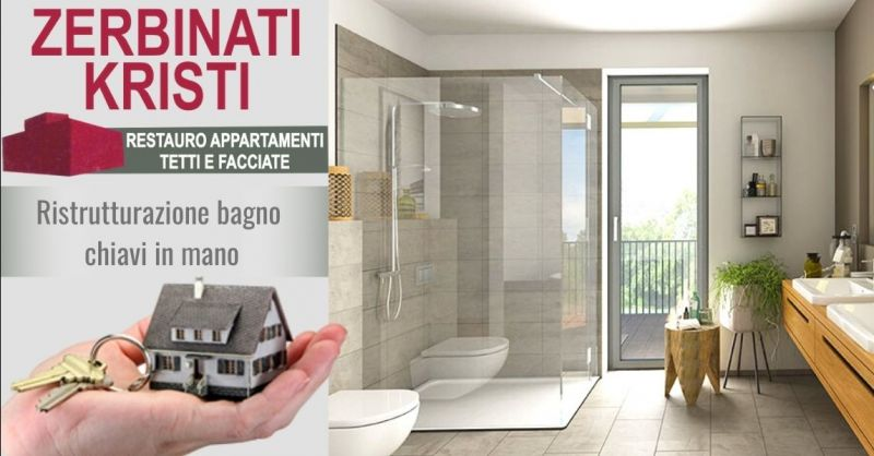 Offerta ristrutturazione bagno completo chiavi in mano - Occasione preventivo rifacimento bagno Verona