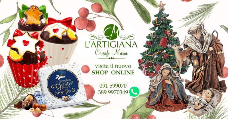 Offerta Idee Regalo Natale Palermo - Occasione Statue Presepi Natale Palermo
