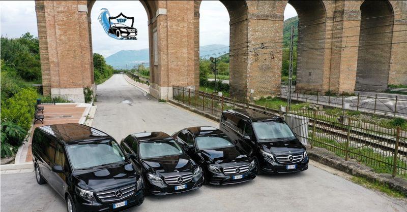 VDP TRAVEL offerta noleggio auto con conducente Caserta - occasione servizio taxi Caserta