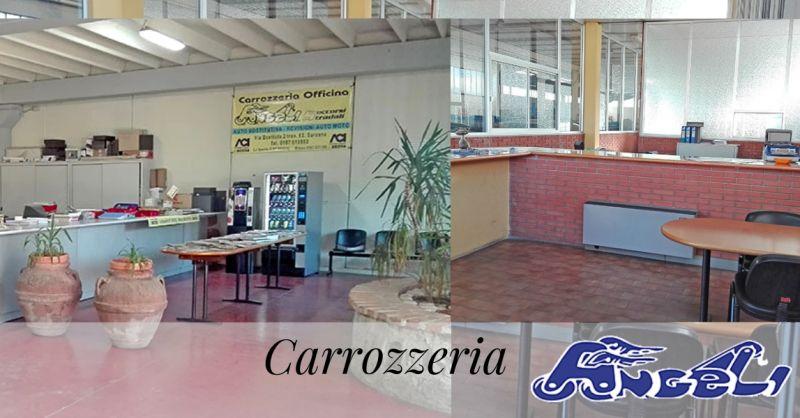 Riparazioni auto La Spezia Meccanico La Spezia  Carrozzeria La Spezia