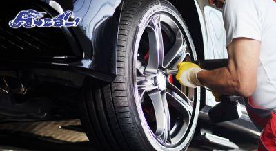 offerta carrozzeria assistenza e riparazione pneumatici la spezia promozione gommista sostituzione e controllo gomme la spezia