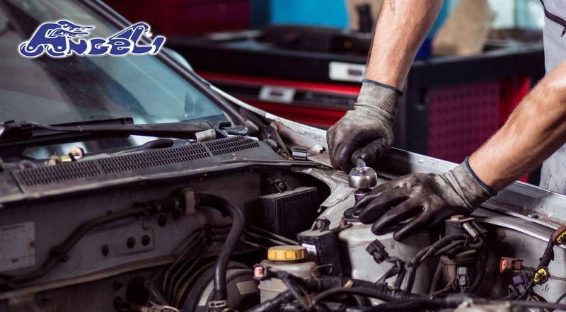 Offerta officina carrozzeria riparazione auto La Spezia – Promozione verniciatura a forno auto La Spezia