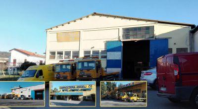 offerta officina meccanica e carrozzeria la spezia promozione riparazioni e verniciatura a forno la spezia
