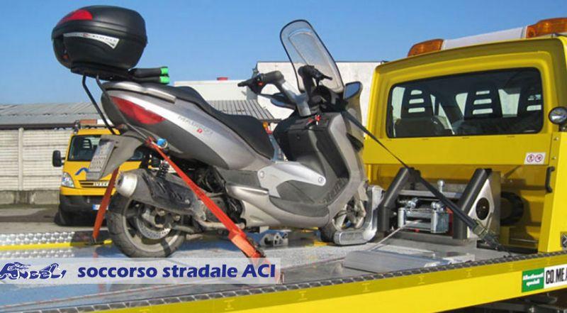 Offerta soccorso stradale ACI La Spezia – Promozione recupero veicolo sinistrato La Spezia