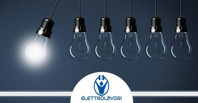 ELETTROLAVORI SRL offerta impianti elettrici civili - occasione impianti elettici industriali