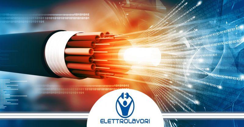 offerta progettazione reti fibra ottica pescara - occasione cablaggio reti fibra ottica pescara