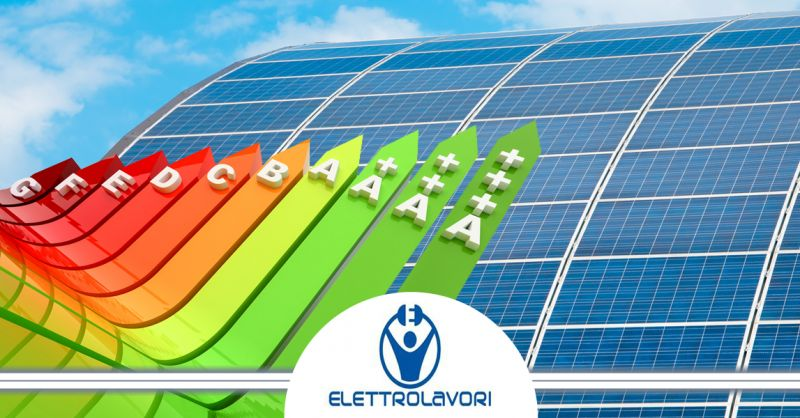 offerta sistemi efficientamento energetico pescara - occasione impianti fotovoltaici pescara