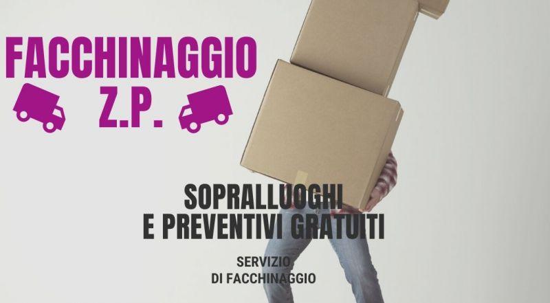 Sopralluoghi e preventivi gratuiti Modena - servizio di facchinaggio Modena