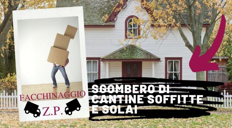 Offerta sgombero di cantine soffitte e solai Modena – Occasione carico e scarico merci Modena