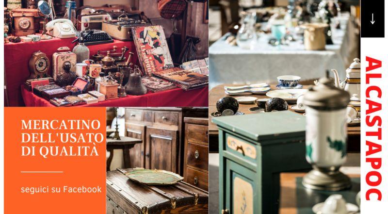 Occasione mercatino dell'usato di qualità a Modena – Offerta vendita di oggetti usati a Modena