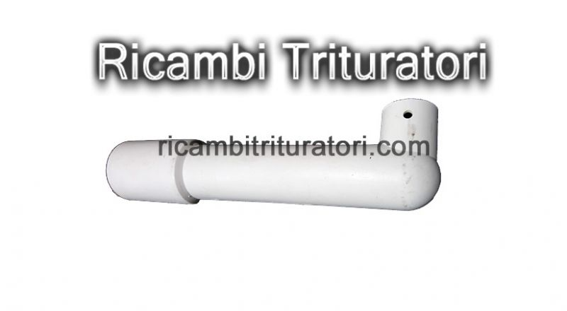 offerta ricambi trituratori a napoli - occasione tubo scarico sanitrit a Napoli