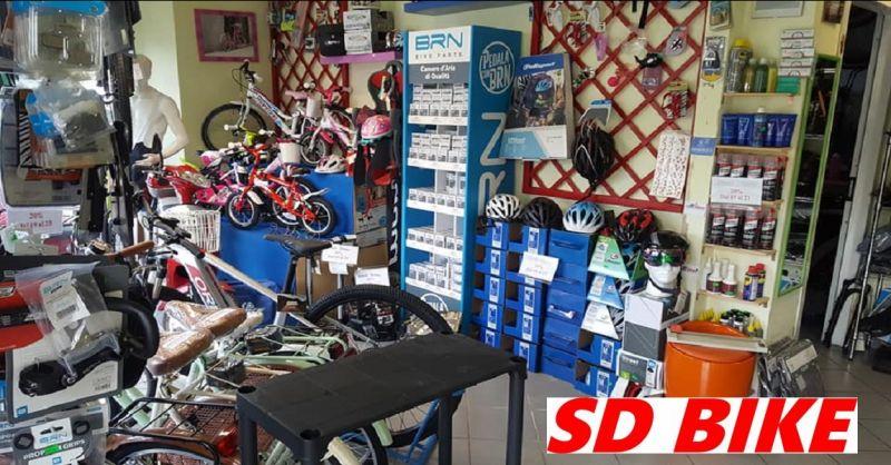 OFFERTA rivendita e riparazioni bici pistoia - SD BIKE