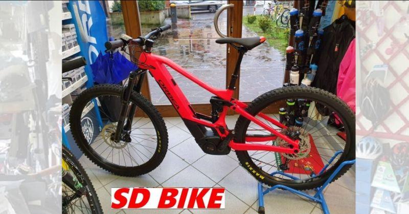 occasione bici e bike Pistoia – offerta EBIKE ORBEA WILD FS H