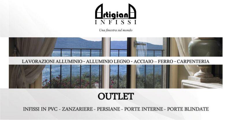 offerta realizzazione infissi legno alluminio pvc - installazione manutenzione finestre
