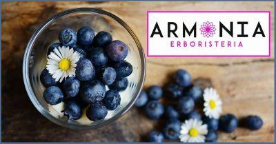 armonia erboristeria offerta prodotti naturali con trattamenti benessere psico fisico vicenza