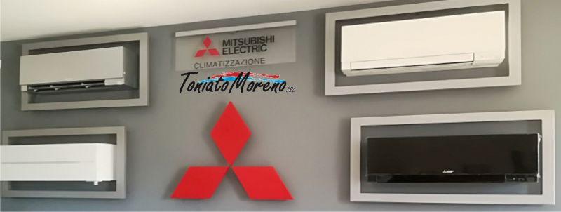 occasione showroom climatizzatori Mitsubishi Padova - offerta installatore IQP Mitsubishi PD