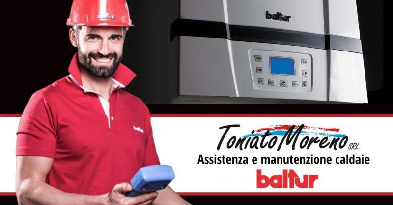 TONIATO MORENO - Offerta servizio di assistenza e manutenzione caldaie Baltur Padova