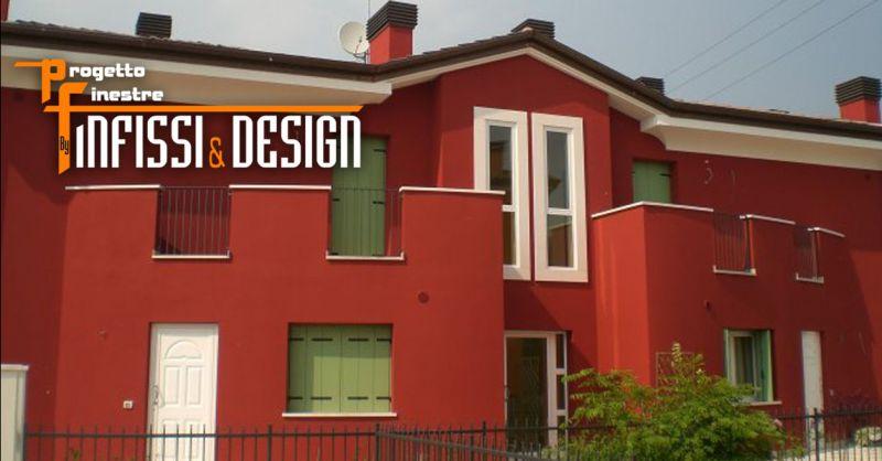 Offerta Balconi in Alluminio Vicenza - Occasione realizzazione Balconi e scuri in PVC Vicenza