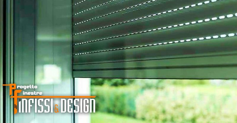 Offerta Avvolgibili in Alluminio Vicenza - Occasione realizzazione Tapparelle in PVC Vicenza