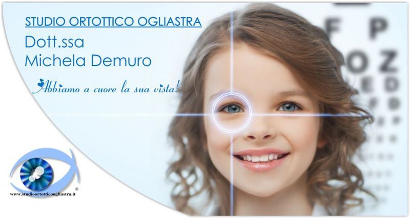 Dott.ssa Michela Demuro - offerta esami ortottici determinazione patologie oculari  bambini